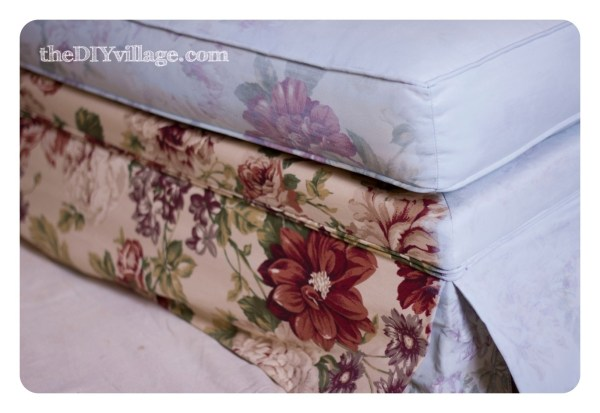 Painting Upholstered Furniture Part 1 Fabric