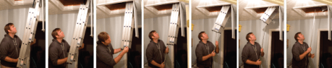 Stowing-the-Compact-Attic-Ladder