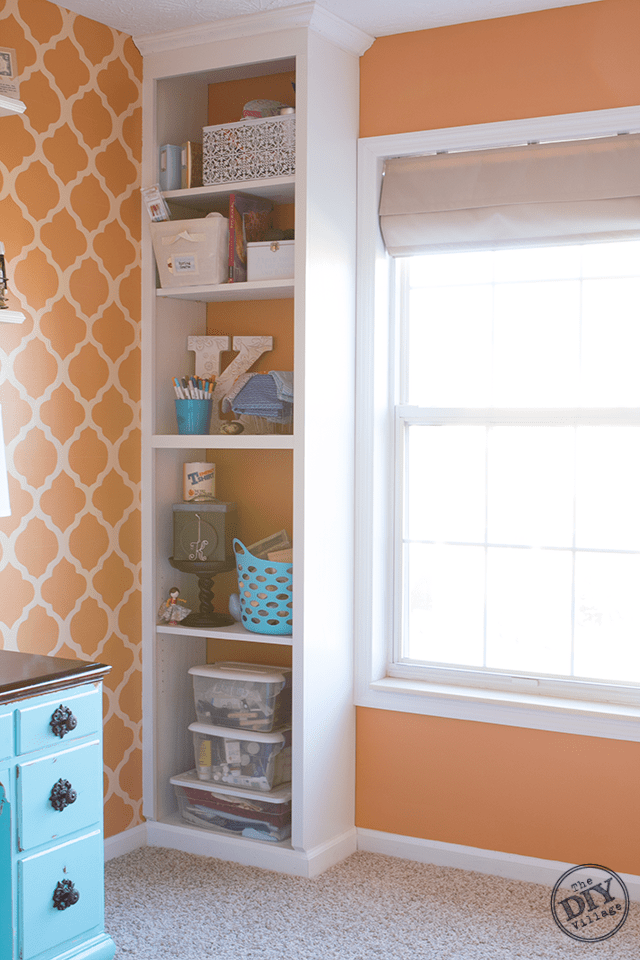 Building-Custom-Bookshelves