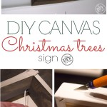 Diy Farm Fresh Christmas Trees Sign The Diy Village