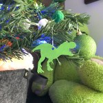 Adorable Kids Dinosaur Christmas Tree The Diy Village