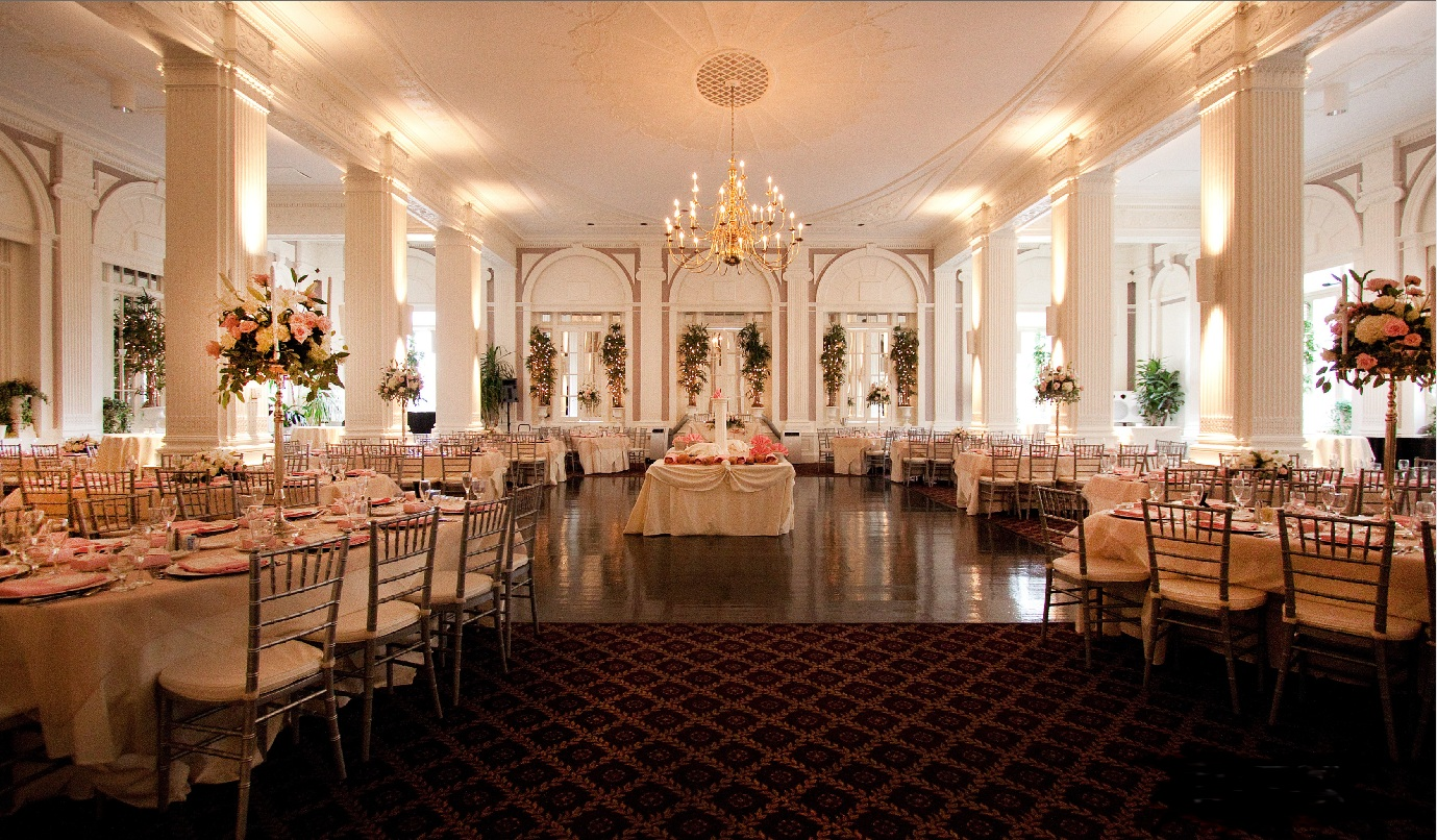 Wedding halls catering places  venues list  DJ in
