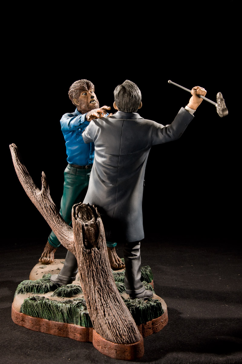 The Wolf Man 1941  The Doctors Model Mansion