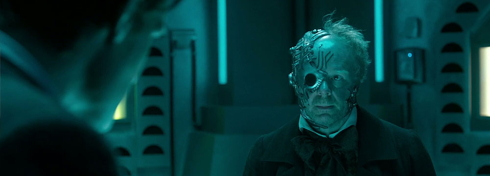 The CyberPlanner  Cybermen Design and Hierarchy  The Doctor Who Site