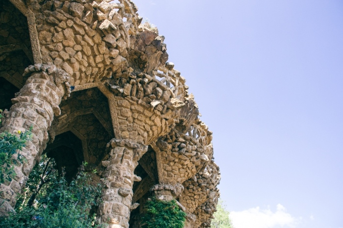 barcelona park guell gaudi thedollsfactory (1)
