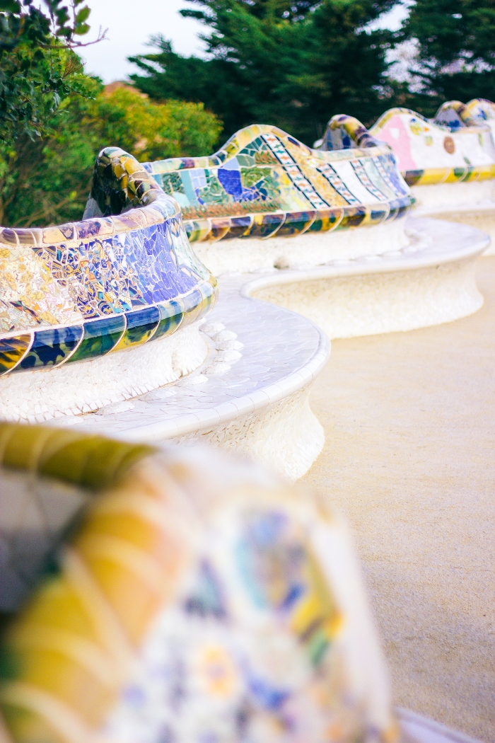 barcelona park guell gaudi thedollsfactory (24)