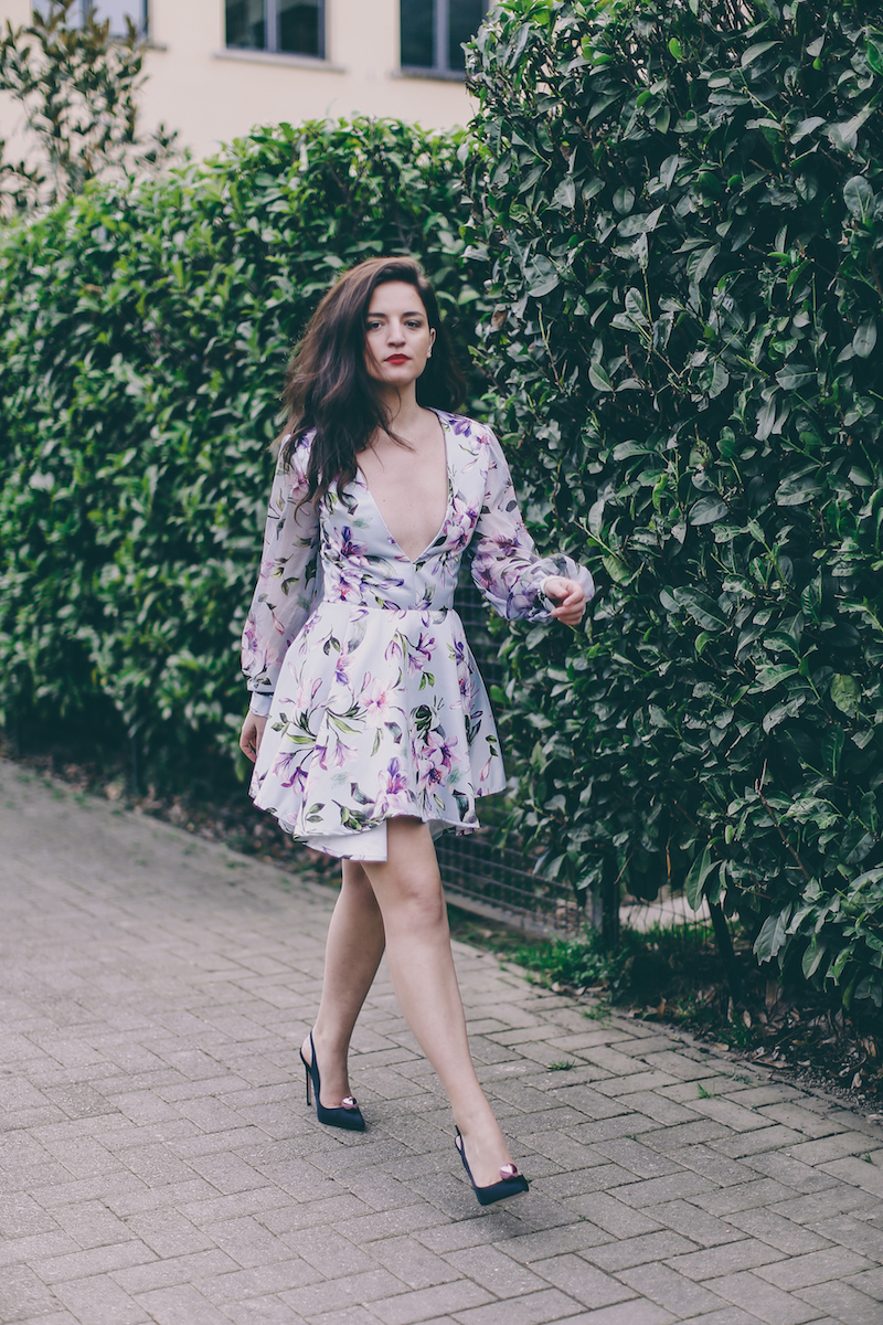 alcoolique summer dress spring summer dress fashion blogger milan
