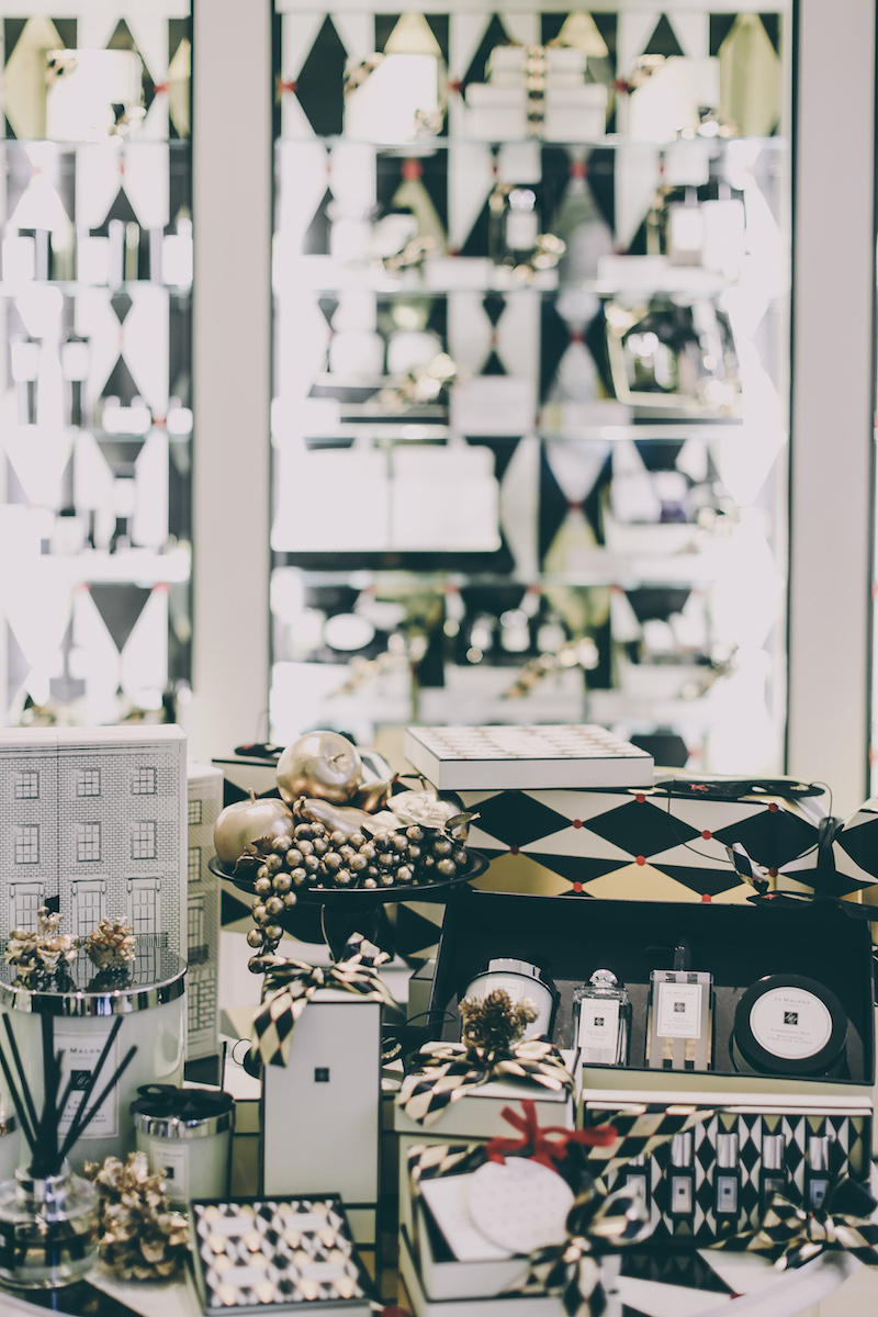 Jo Malone London Advent calendar and holiday gifts