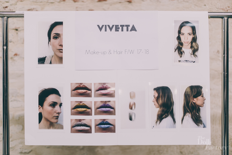 vivetta backstage mac cosmetics