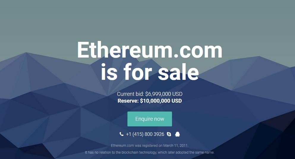 Ethereum.com