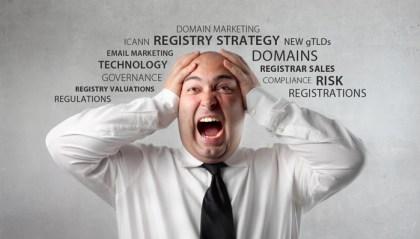 Registry Strategy Word Cloud