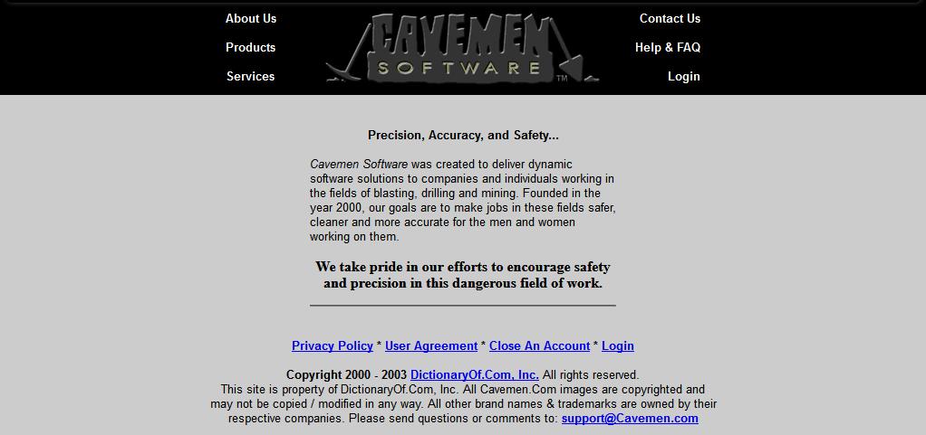 Cavemen.com
