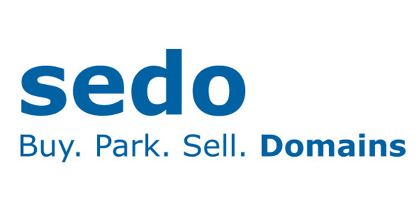 Sedo weekly domain name sales