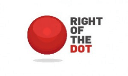 Right of the dot live auction