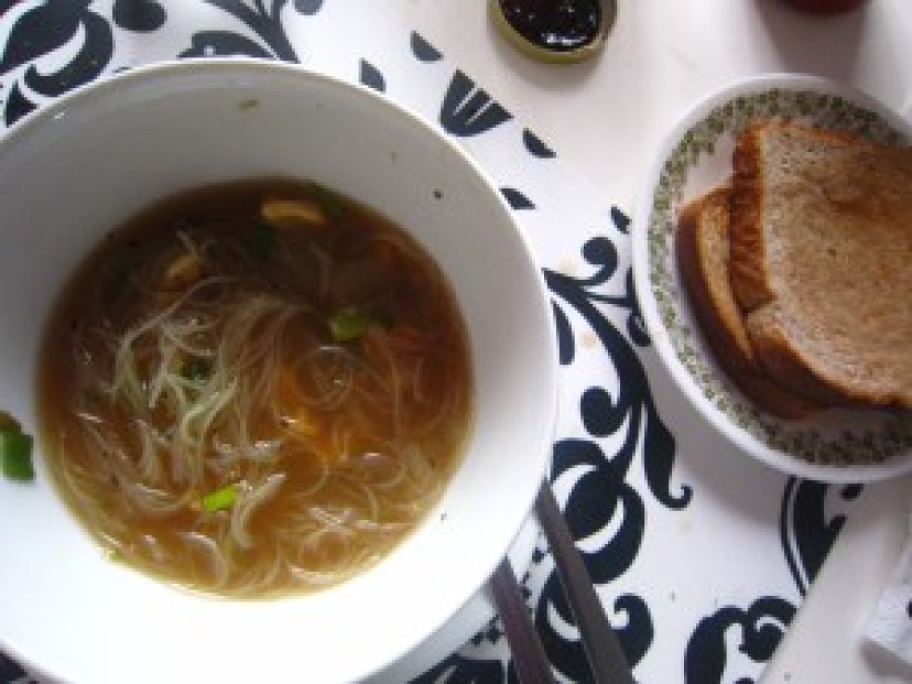 Chinese Five-Spice Soup