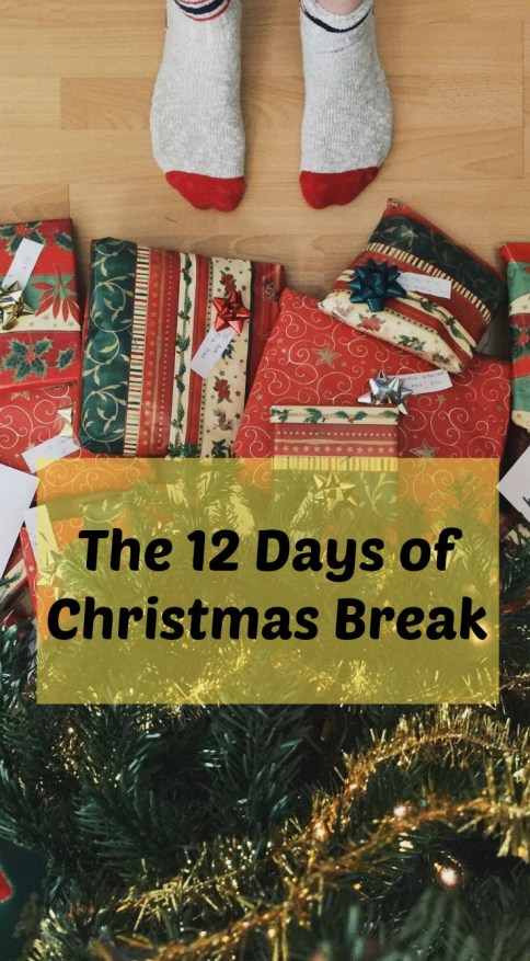 Christmas break activities for kids