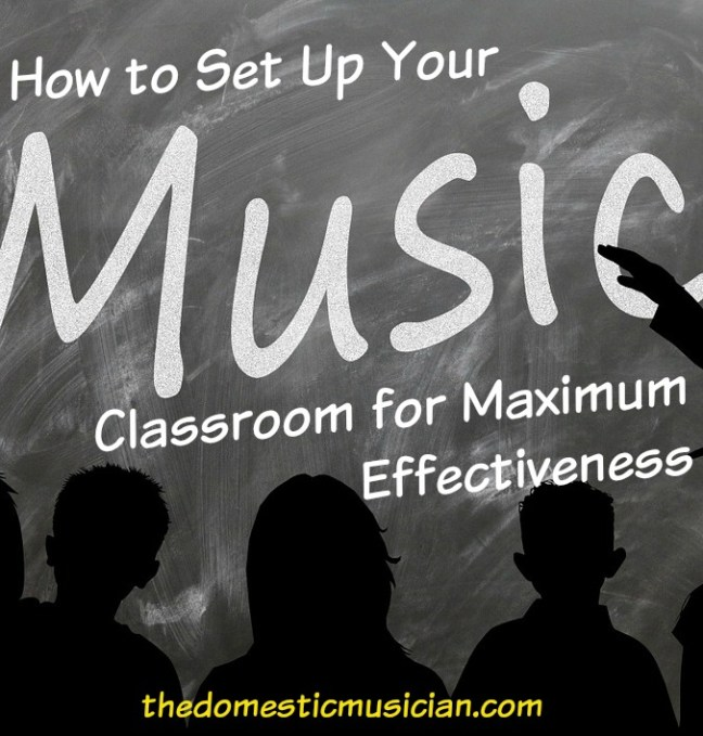 how to set up your music classroom