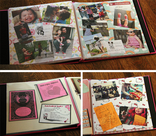 Scrapbooking The Domestic Specialist