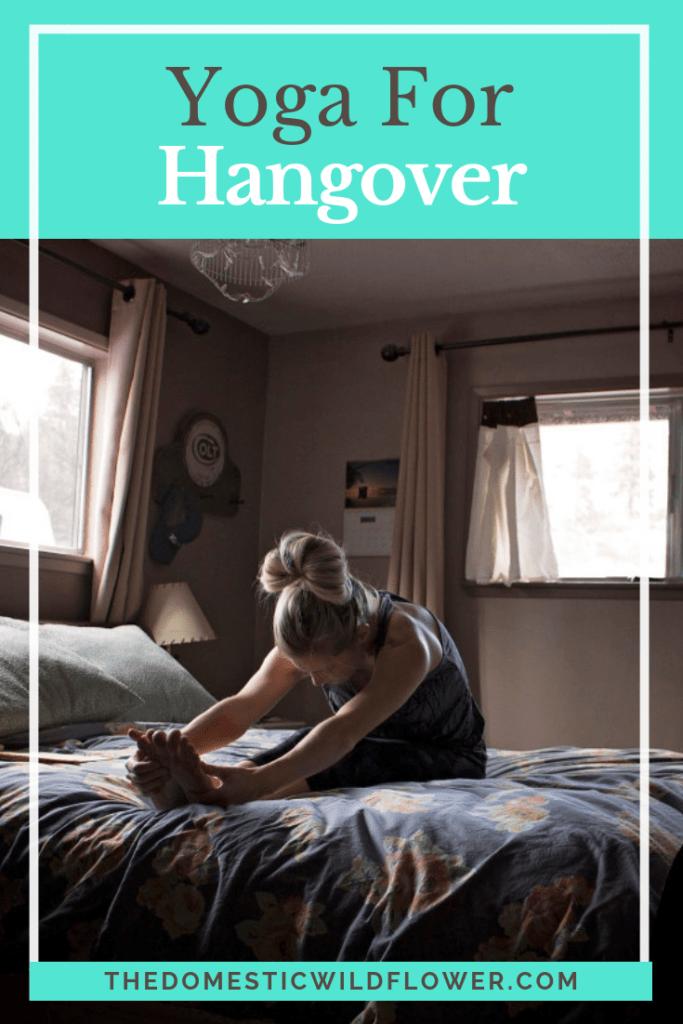 Yoga for Hangover
