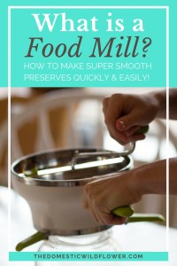 What Is a Food Mill?