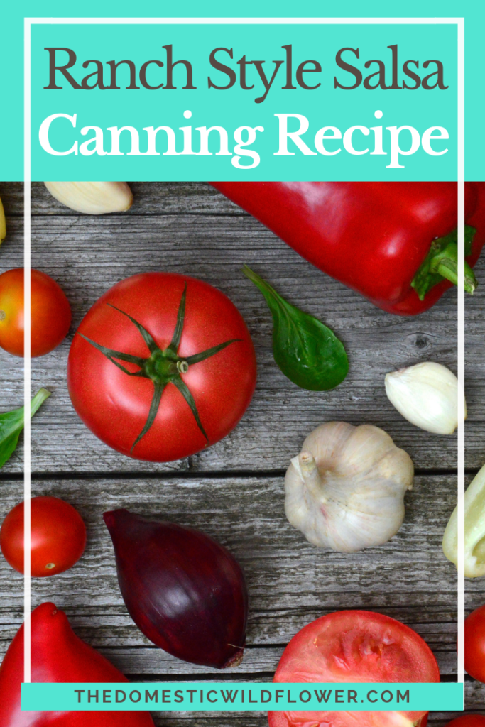 2 Easy Salsa Canning Recipes for Beginners