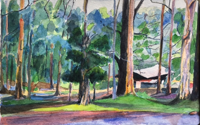 Harvey Mullen, Donnelly Forest Study
