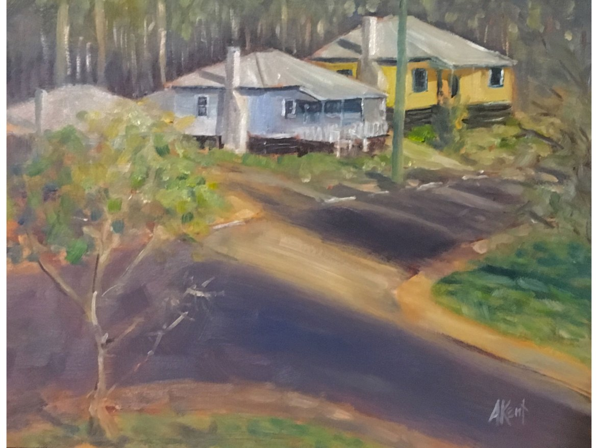 Andy Kent, Donnelly River 8