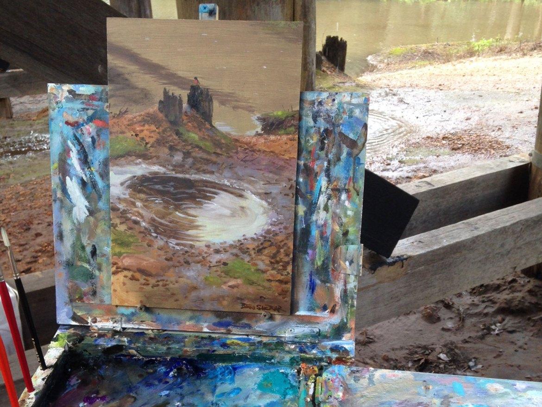Ben Sherar, Donnelly River 8