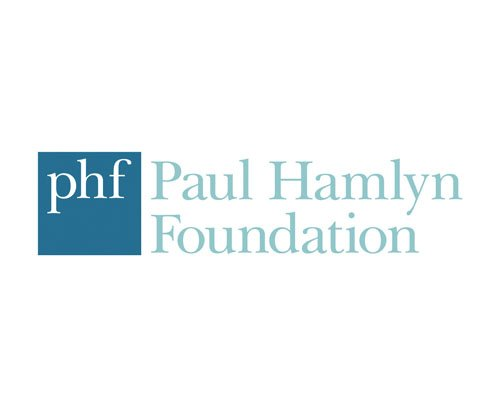 The logo of the Paul Hamlyn Foundation