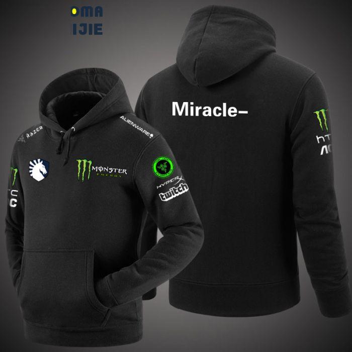 team liquid miracle hoodie