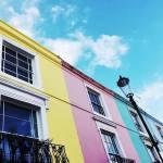 Portobello: la Londra colorata.