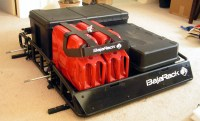 Fj Cruiser Baja Rack Fuel Can Holder | Autos Post