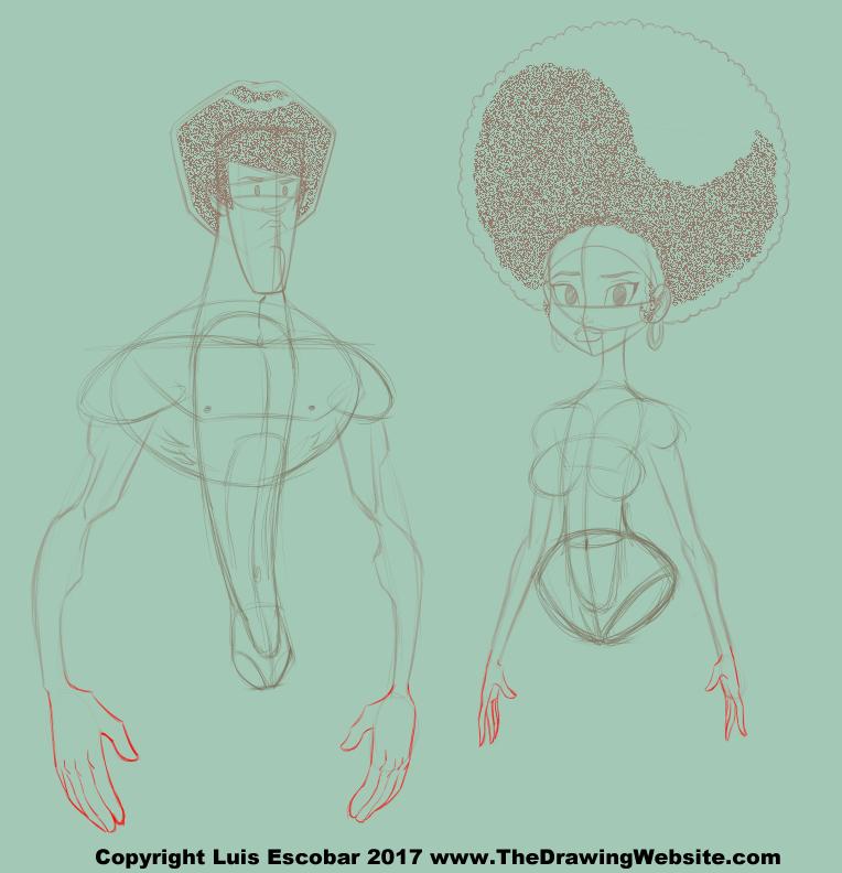 Drawings Hands Towerdlugopisyreklamowe