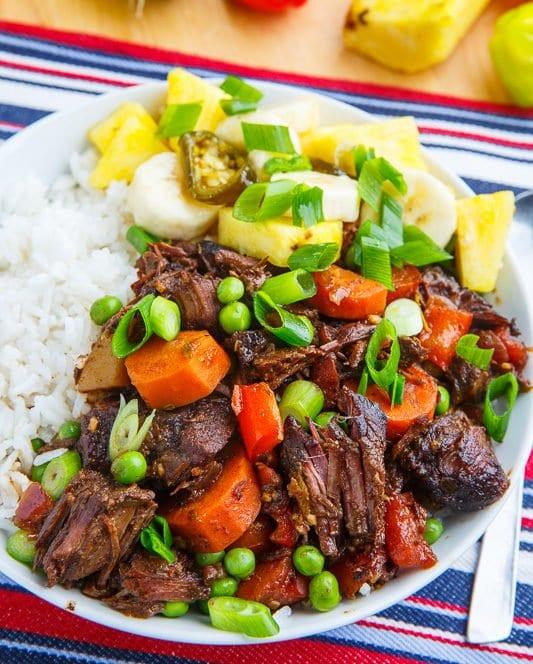 how to make original Jamaican stew