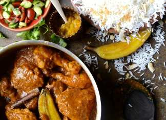 how to make Cape Malay Chicken Curry