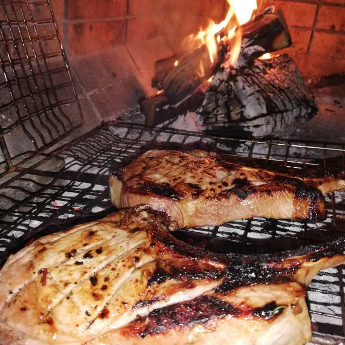 how to make grilled pork