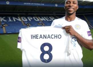 Nigerian Kelechi Iheanacho