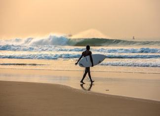 11 Best Surfing Beaches in West Africa
