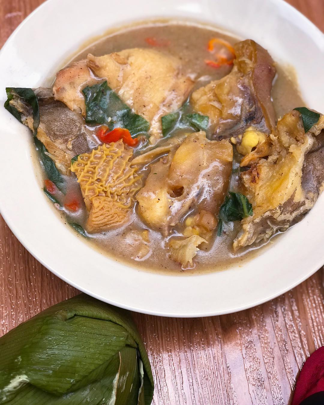 Nigerian Soups | Ofe Nsala Recipe (White Soup) - Dream Africa