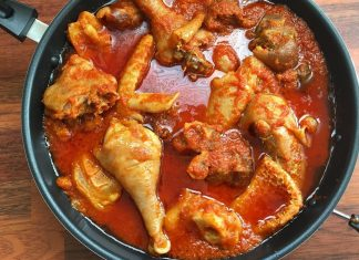 how to make Goat Meat & Chicken Stew (Assorted Meat Stew)