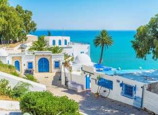best beaches in Tunisia
