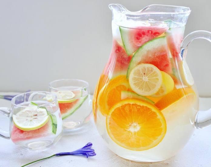 Natural Vitamin Water Detox Recipe