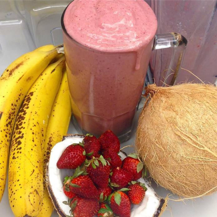 Perfect Strawberry healthy Smoothie recipe