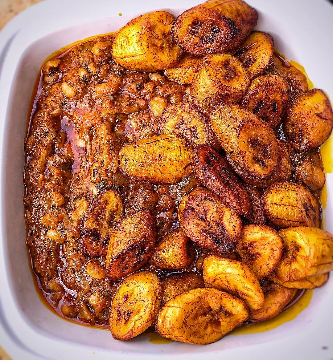 Red Red Recipe (Ghanaian Beans Stew) - Dream Africa