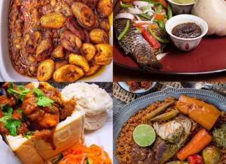 Best African Foods to try