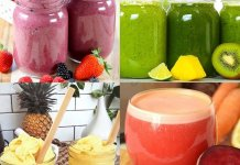 10 Healthy Breakfast Smoothie ideas