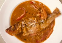 steamed whole fish recipe