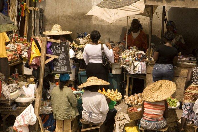 accra Kaneshie market
