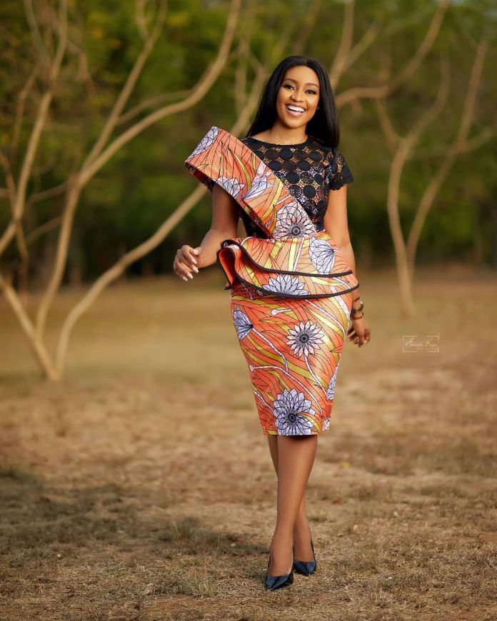 aesthetic african fashion style