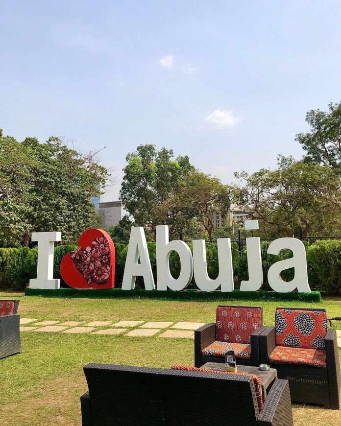 abuja hangouts and instagram places
